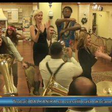 Parovi - nastup trubača Balkanika uživo
